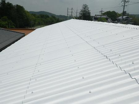 美作市 M社様 屋根塗装事例