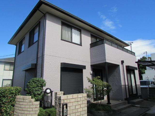 倉敷市有城 Y様邸 屋根・外壁塗装工事例