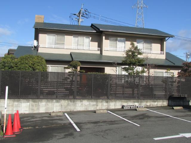 岡山市北区横井上 O様邸 屋根・外壁塗装工事例
