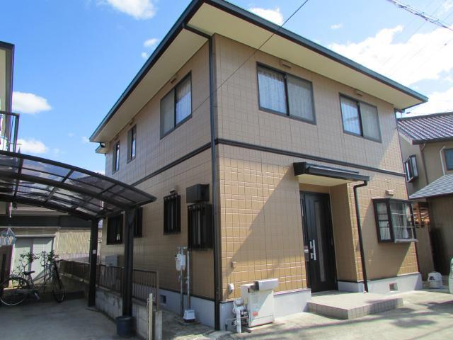 倉敷市西阿知町 Y様邸 屋根・外壁塗装工事例