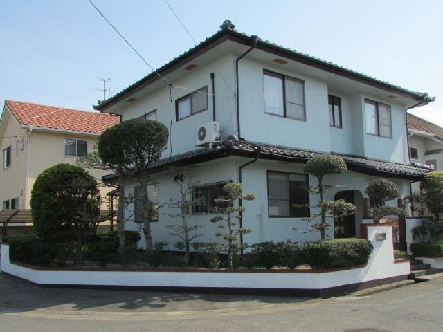 玉野市東紅陽台 Y様邸 外壁塗装工事