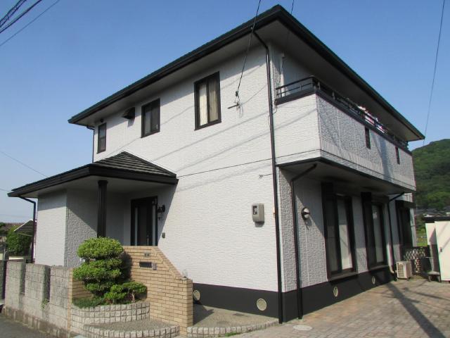 岡山市南区彦崎 Y様邸 屋根・外壁塗装工事例