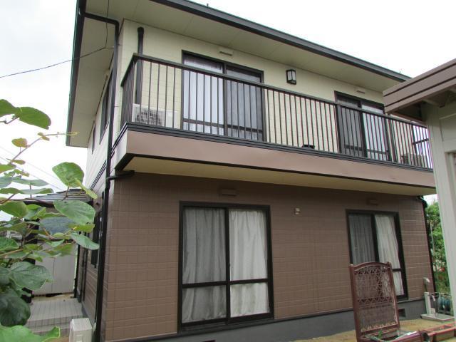 岡山市北区吉備津 Y様邸 屋根・外壁塗装工事例