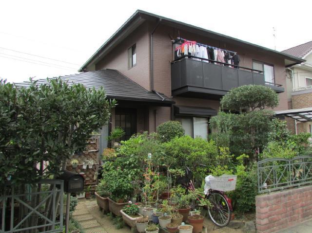 岡山市南区彦崎 H様邸 屋根・外壁塗装工事例