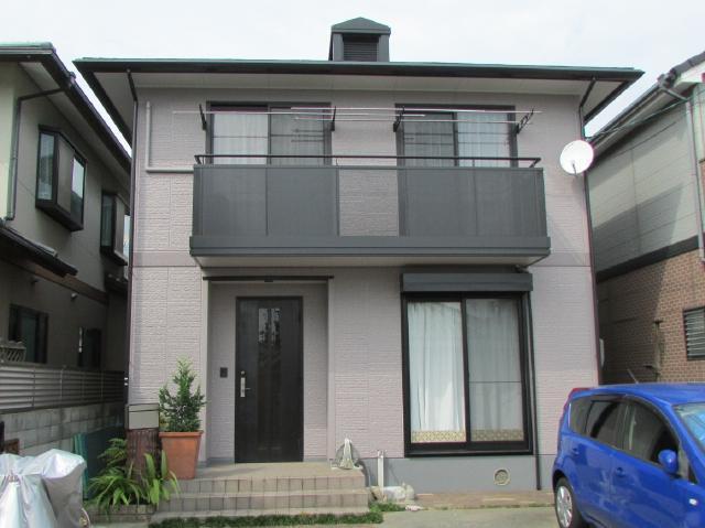 岡山市北区西市 K様邸 屋根・外壁高耐久塗装工事例