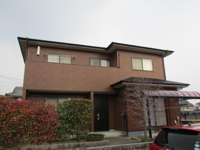 倉敷市平田 O様邸 屋根・外壁塗装工事例