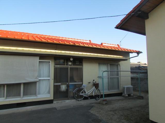 倉敷市白楽町 T様借家 屋根・外壁塗装工事例