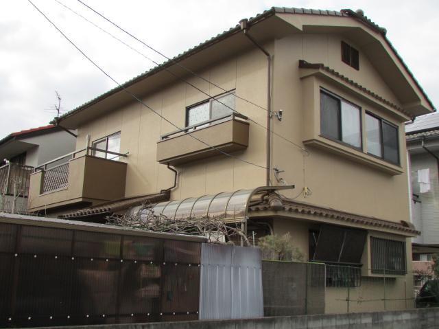 倉敷市中庄 T様邸 屋根・外壁塗装工事例