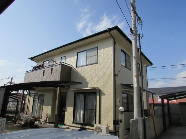 倉敷市中庄 H様邸 屋根・外壁塗装工事例