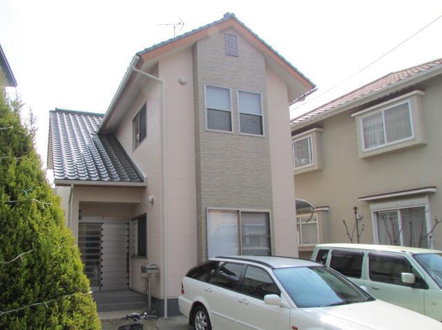倉敷市田ノ上 T様邸 外壁塗装リフォーム施工事例