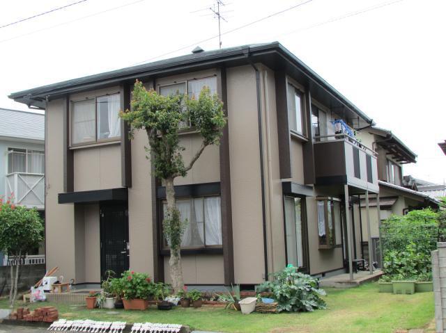 倉敷市吉岡 T様邸 屋根・外壁塗装工事居