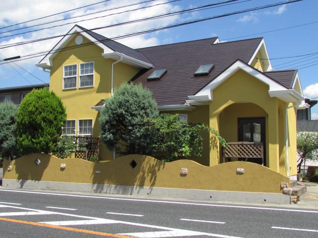 総社市総社 W様邸 屋根・外壁塗装工事例