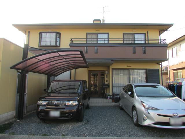 岡山市中区倉益 Y様邸 屋根・外壁塗装工事例