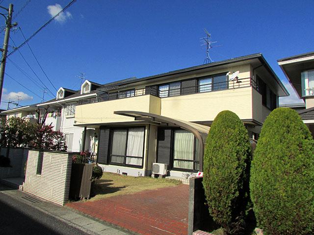 岡山市南区 S様邸 屋根・外壁塗装施工事例