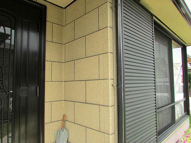岡山市南区 S様邸 屋根・外壁塗装施工事例・施工前