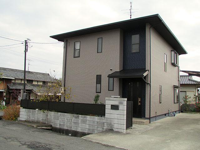 岡山市北区 M様邸 屋根・外壁塗装施工事例