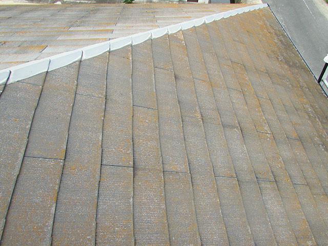 岡山市北区 M様邸 屋根・外壁塗装施工事例・施工前