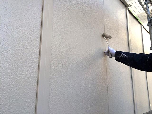 玉野市 H薬局様 屋根・外壁塗装施工事例施工中