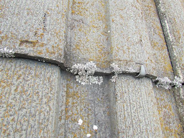 岡山市南区 A様邸 外壁及び屋根塗り替え工事施工前