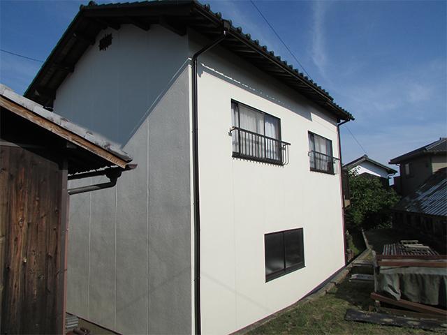 倉敷市 I様邸 屋根・外壁塗装施工事例施工後