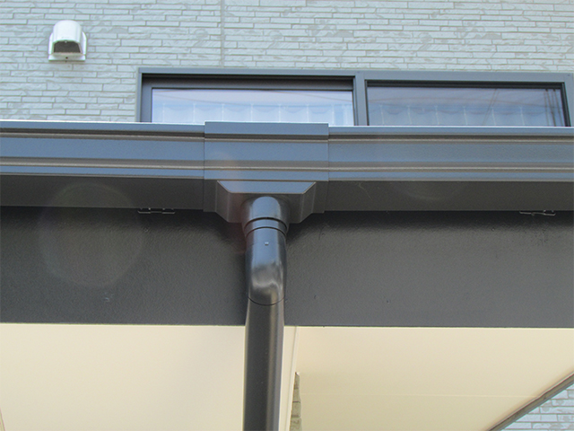 玉野市 M様邸 外壁塗り替え工事施工後