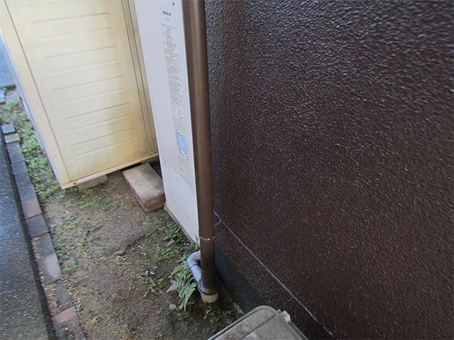 倉敷市亀島 N様邸 外壁塗装施工事例施工後