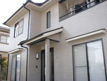 総社市 I様邸 外壁・屋根塗装事例