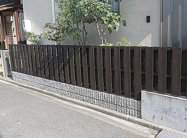 倉敷市 M様邸 木部塗装事例