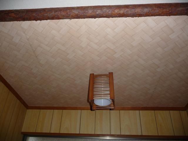 早島町 T様邸 天井クロス貼り替えリフォーム施工事例
