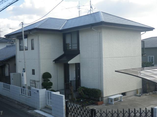 倉敷市 I様邸 屋根・外壁塗装事例