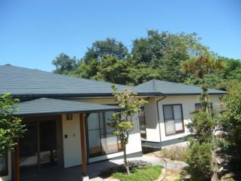 岡山市北区 Y様邸 屋根・外壁・ガレージ塗装工事