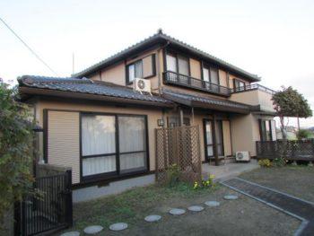 倉敷市早高 T様邸 外壁塗装屋根漆喰工事例