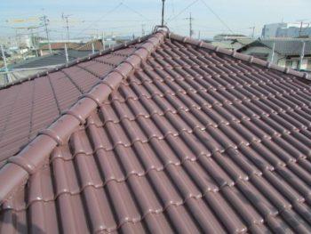 岡山市南区妹尾 T様邸 屋根塗装工事例