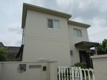 岡山県倉敷市福島 M様邸 ALC・屋上FRP防水・外壁シリコン塗装工事