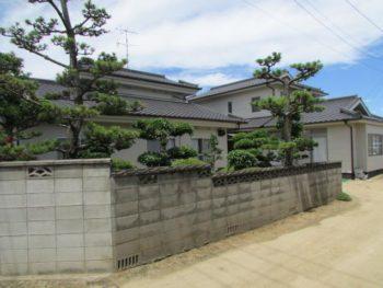 倉敷市連島町 T様邸 屋根・外壁塗装工事例