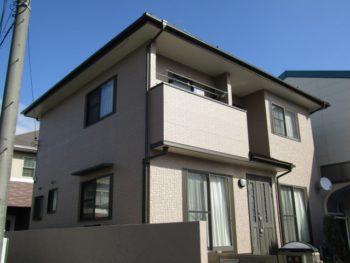 岡山市中区東川原 K様邸 屋根・外壁塗装工事