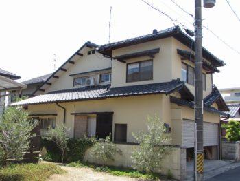 岡山市平野 M様邸 外壁・屋根 塗装工事例