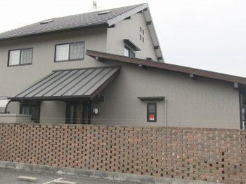 倉敷市黒崎T様邸 外壁・屋根 塗装工事例