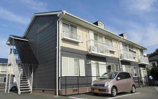 岡山市東区H様邸 外壁屋根塗装工事例