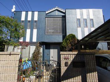 倉敷市福田町Y様邸 外壁・屋根塗装工事例