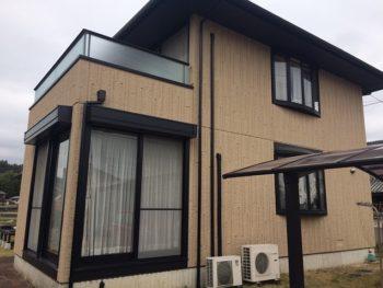 倉敷市西坂Y様邸 屋根・外壁塗装工事例