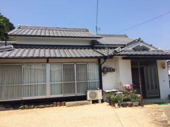 総社市K様邸 外壁・屋根塗装工事例