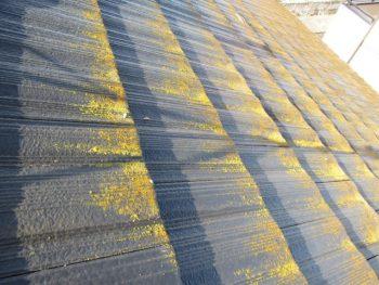 施工前劣化した屋根