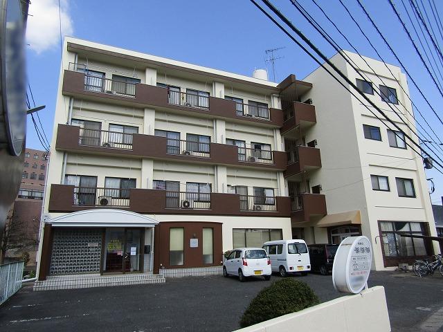 倉敷市松島の学生マンション大改修工事をしました