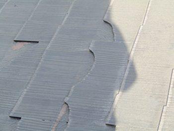 マンションの屋根施工前