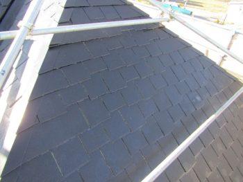 屋根塗り替え完成