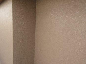 外壁の塗り替え完成