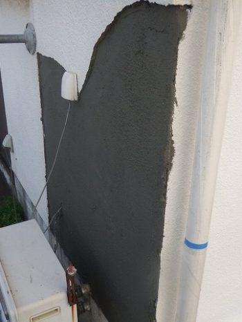 外壁の修繕