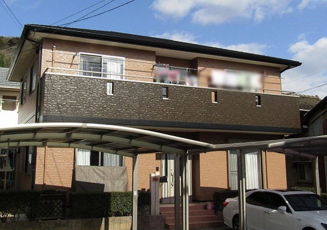 倉敷市連島で屋根は無機塗料、外壁はフッ素で長持ちするお家に!