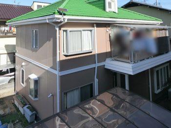 倉敷市児島でアウトレットプランと高耐久無機塗料の組み合わせ!